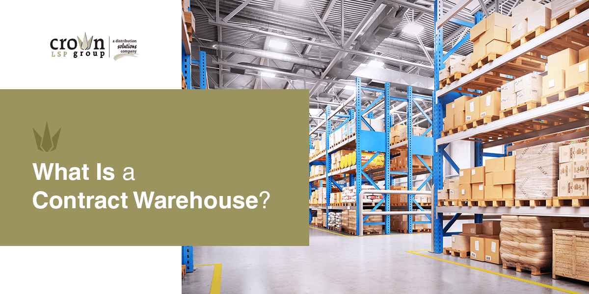 What is a contract warehouse