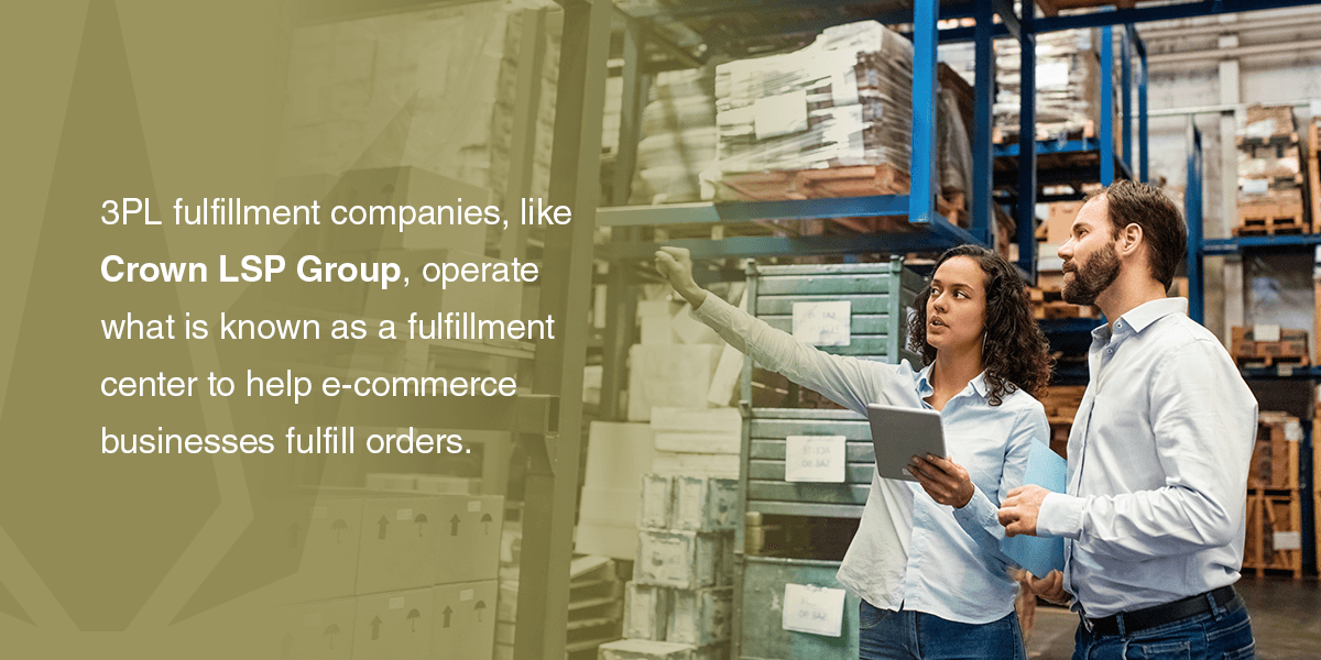 what is e-commerce fulfillment