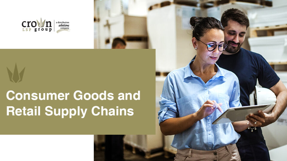 consumer goods and retail supply chains